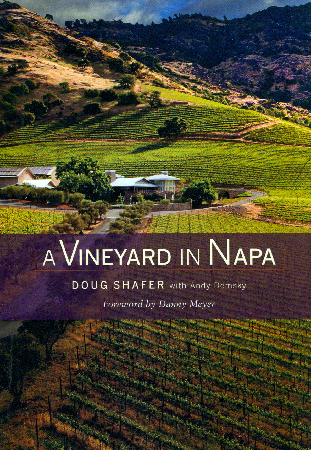 Bigger Than Your Head » Shafer Vineyards: The Current Releases