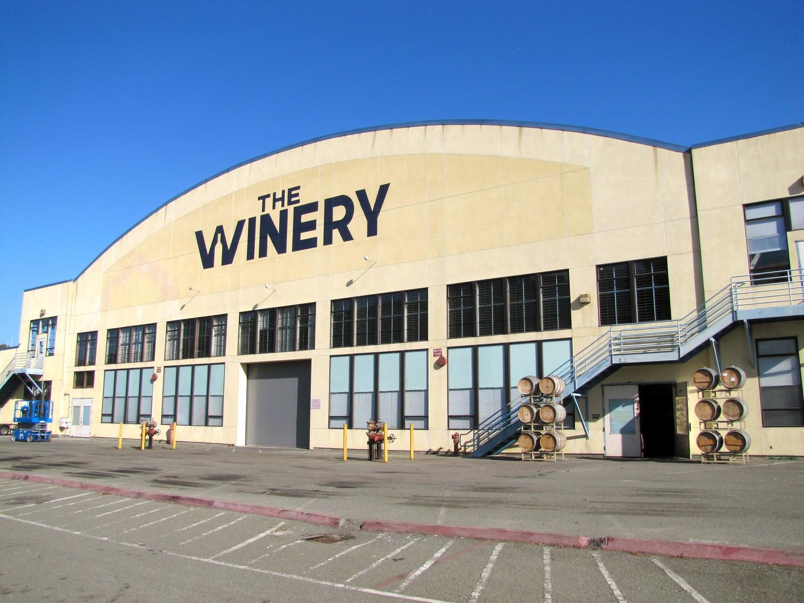 The Winery San Francisco Treasure Island