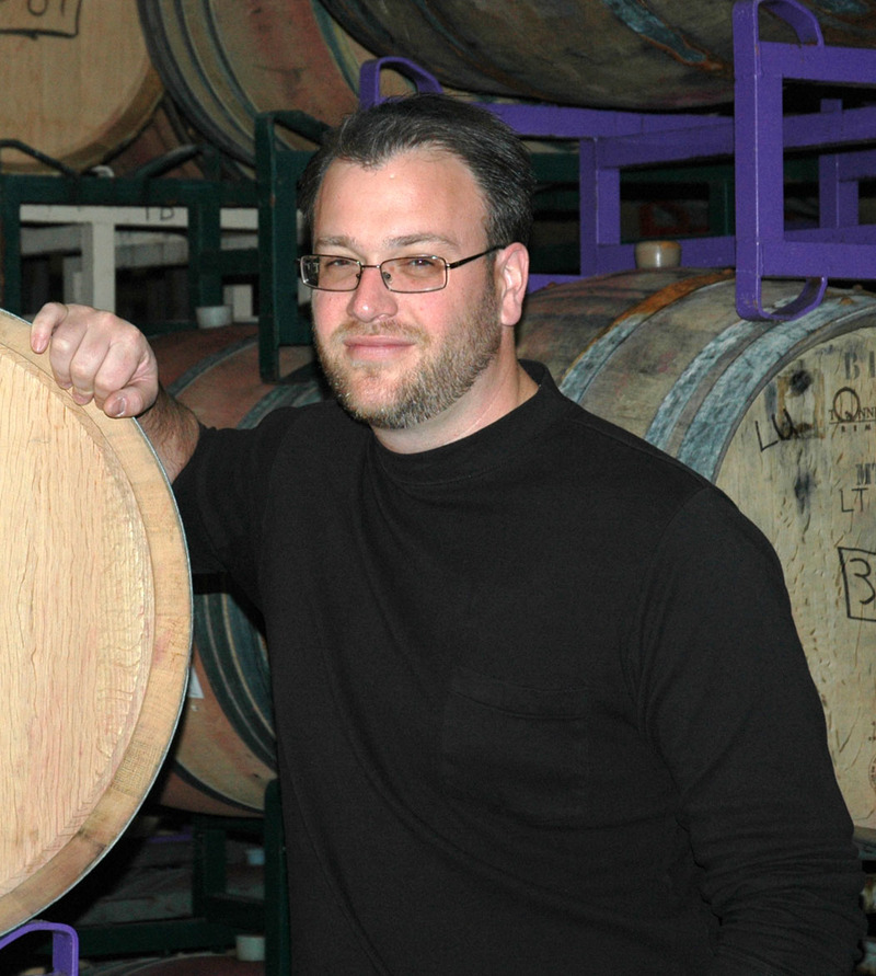 Winemaker Joe Otos