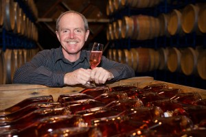 Sparkling Winemaker Dave Hickey
