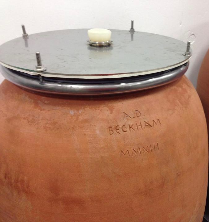 Beckham Amphora Oregon