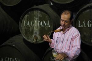 Sanlúcar's Hidalgo-La Gitana
