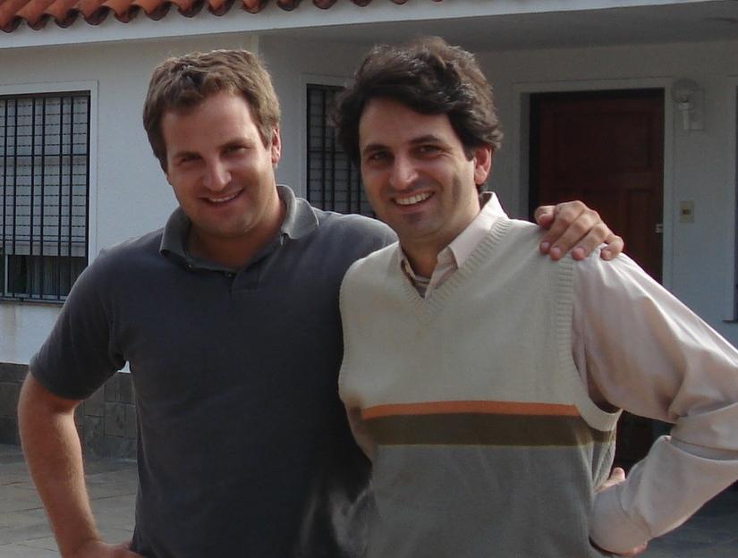 Alejandro and Juan Andrés Marichal