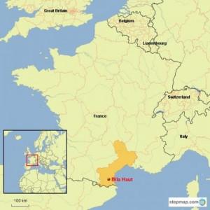 ART Chapoutier Map