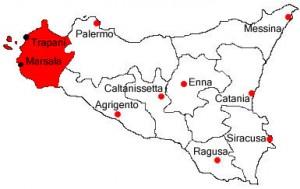 SIC Marsala Map
