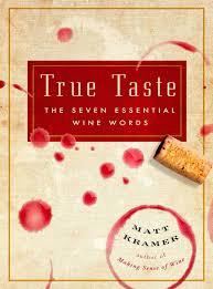 BR Kramer True Taste Cover