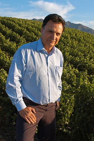 Winemaker Mario Geisse