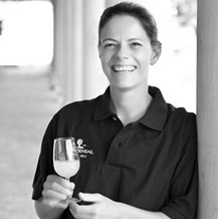 Winemaker Lizelle Gerber