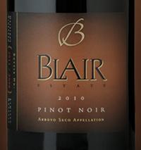 Blair Pinot Noir