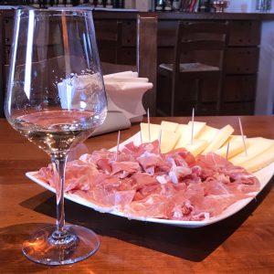 Food and Collio Wine in Friuli